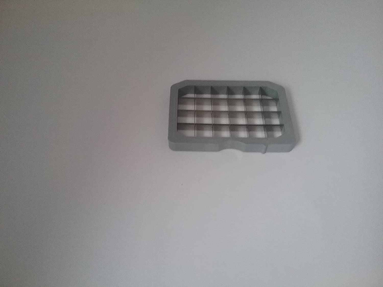 Original Cube schneider 13x13mm Grille Lame mum5 de CUISINE machine Bosch 00633442