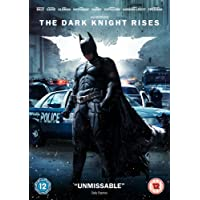 The Dark Knight Rises (DVD) [2012]