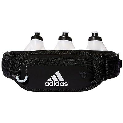 Ceinture Adidas 3 Bouteilles Run Bott Belt 3 Black