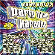 Super Hits 32 [16-song CD+G]