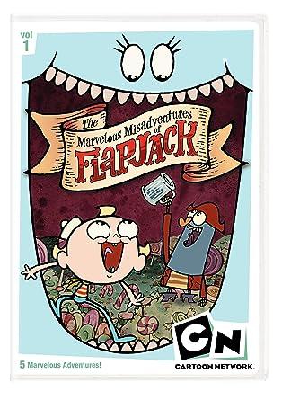 Amazon marvelous misadventures of flapjack 1 dvd import marvelous misadventures of flapjack 1 dvd import voltagebd Choice Image