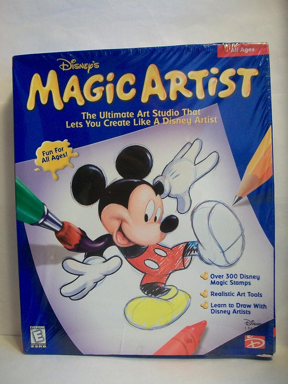 Disney Magic Artist Org (輸入版) B00002SUII Parent