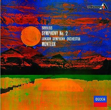 シベリウス:交響曲第2番、トゥオネラの白鳥、交響詩「フィンランディア」