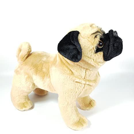 Amazon Com King R Stuffed Animal Plush Dog Toy Puppy Dog Pals 7