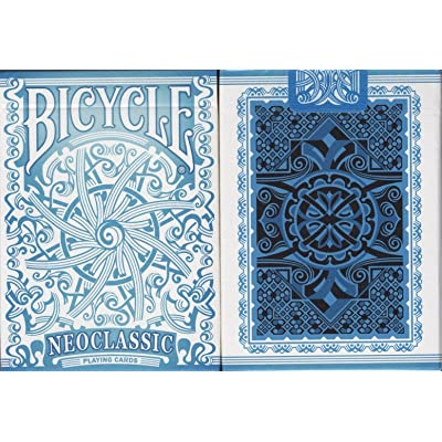 Bicycle Neoclassic Playing Cards Poker Size Deck USPCC Custom Limited Edition: Sports & Outdoors