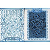 Neoclassic Bicycle Playing Cards Poker Size Deck USPCC Custom Limited Edition