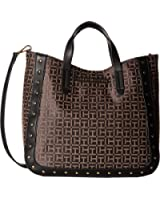 Tommy Hilfiger Womens Betty Convertible Tote
