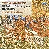 Medtner: Piano Music, volume 3