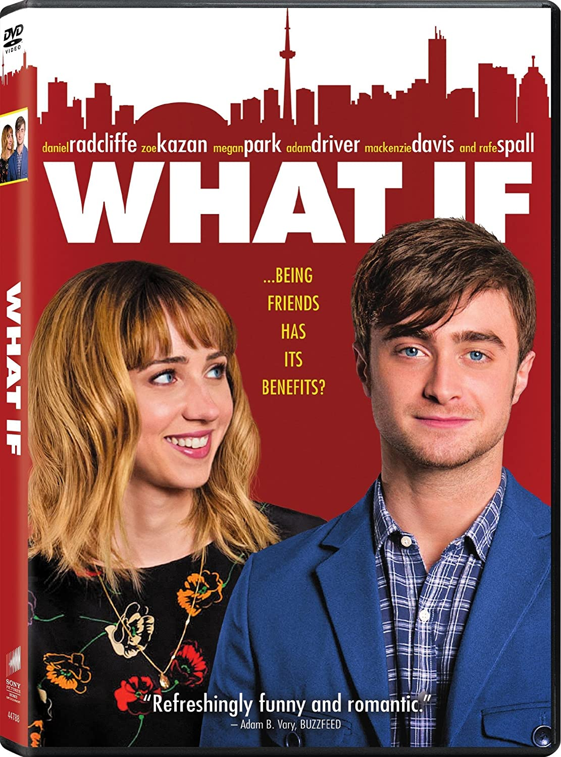 Image result for what if movie