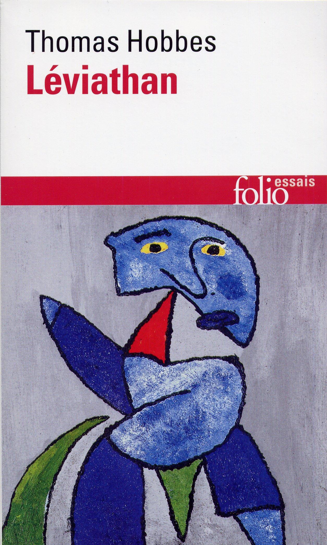 Leviathan (Folio Essais) (English and French Edition) pdf epub