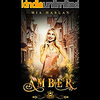 Amber: A Reverse Harem Shifter Romance (Jewels Cafe Book 1)