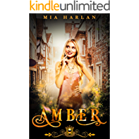 Amber: A Silver Springs Novel (Jewels Cafe Book 1) book cover