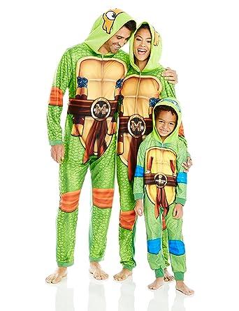 Nickelodeon Boys Teenage Mutant Ninja Turtles Family Cosplay Union