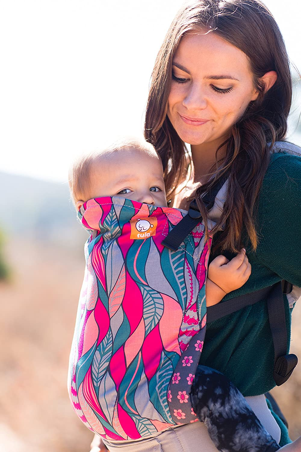 Tula Ergonomic Carrier Equilateral Baby
