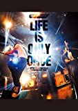 """【Amazon.co.jp限定】LIFE IS ONLY ONCE 2019.3.17 at Zepp Tokyo """"REBROADCAST TOUR""""(オリジナル特典:オリジナル巾着付き) [DVD]"""
