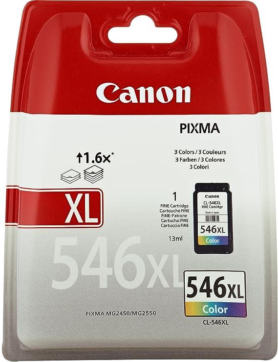 Canon PG-545 Cartucho de tinta original Negro para Impresora de ...