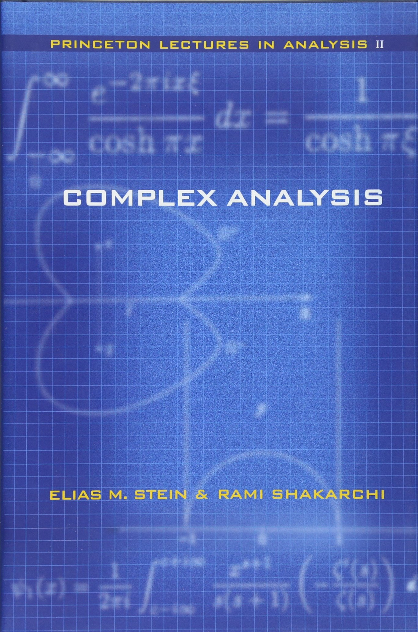 Complex Analysis Princeton Lectures In Analysis Amazon Co Uk