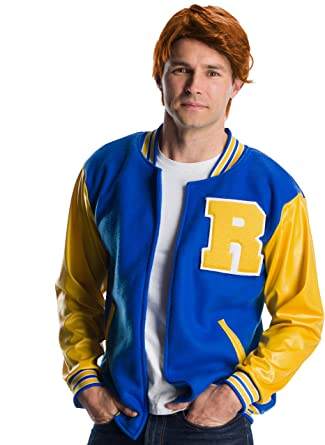 bee90961036d Amazon.com: Rubie's Men's Riverdale Deluxe Archie Andrews: Clothing