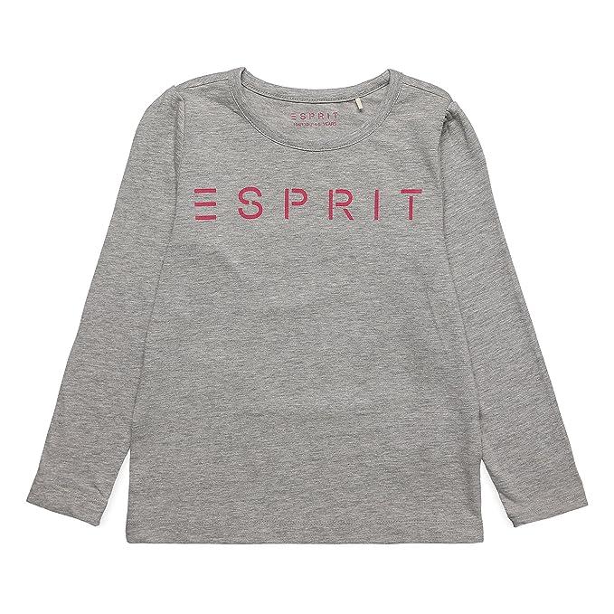 ESPRIT KIDS M/ädchen Langarmshirt