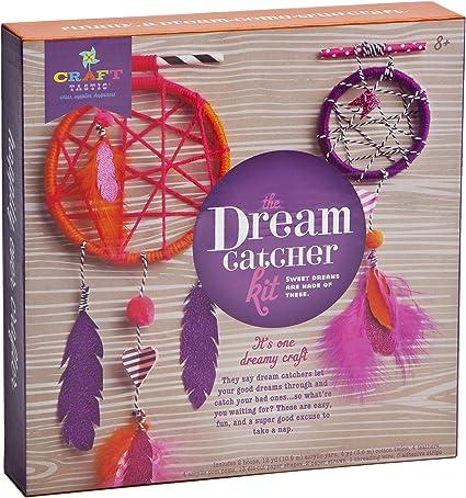 Dream Catcher Spring Flowers Craft kit  DIY Craft Kit  DIY Dream Catcher  Learn how to make Dream Catcher  Children craft Kit