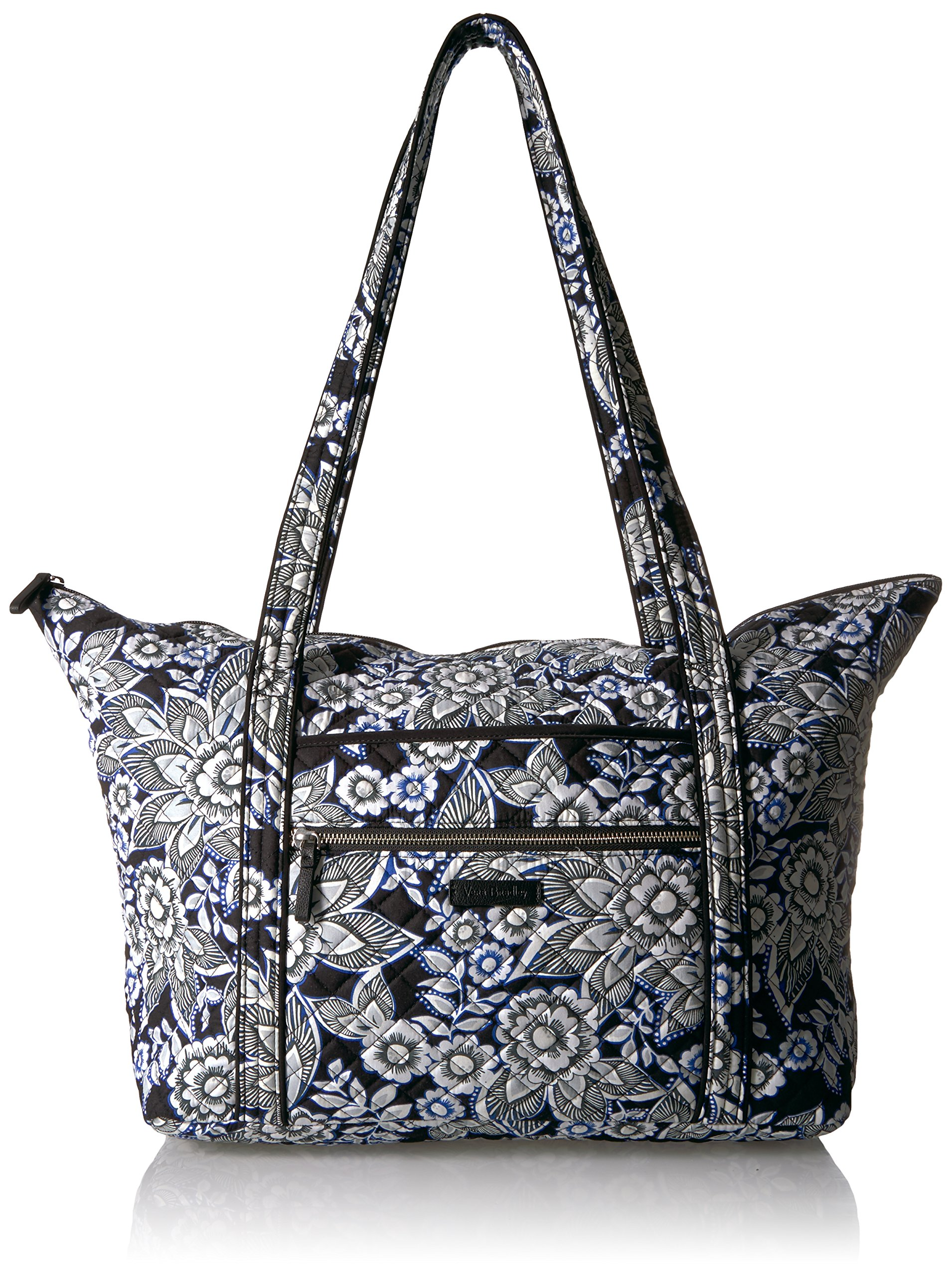Vera Bradley Women's Iconic Miller Travel Bag-Signature by Vera Bradley