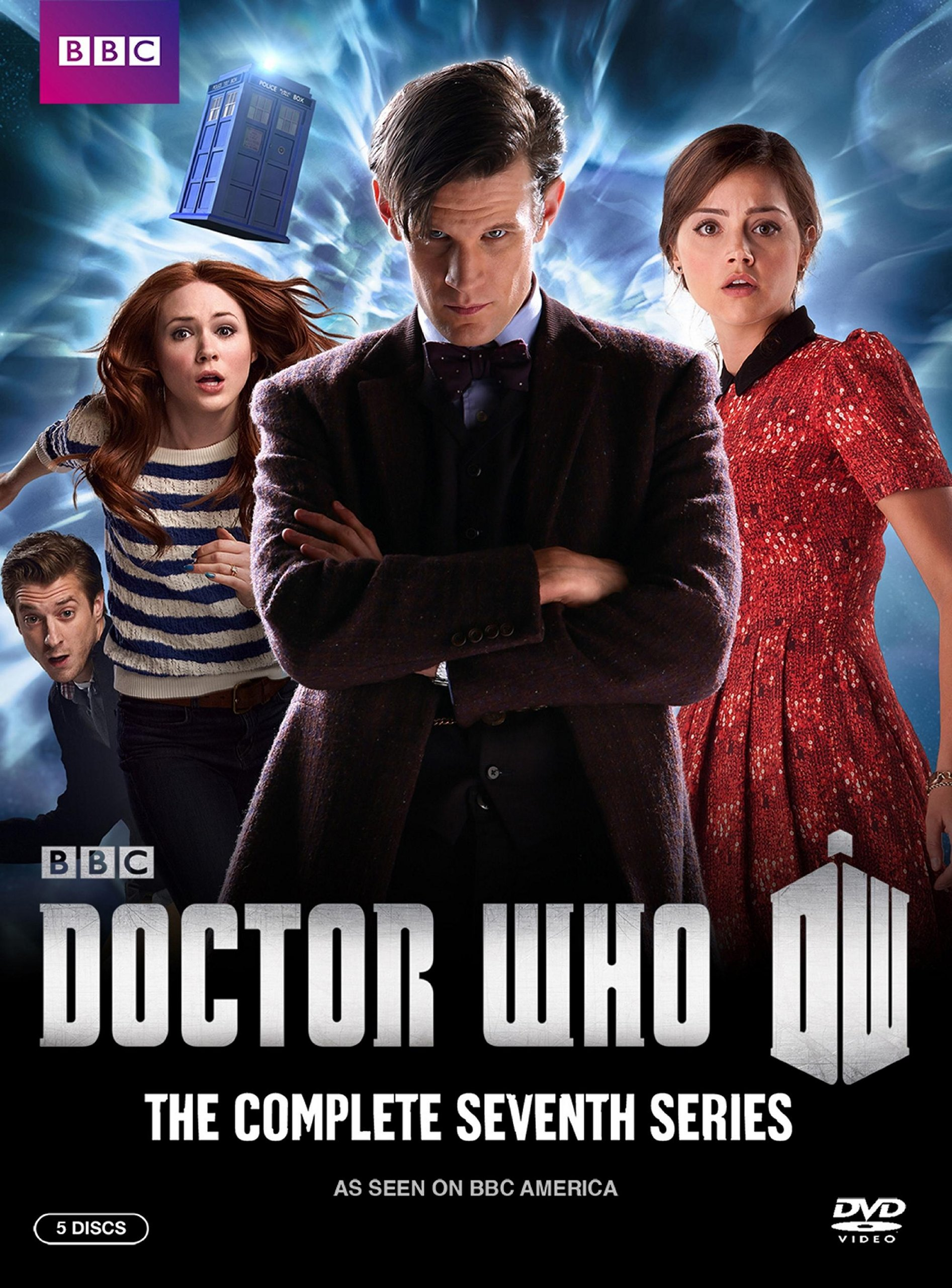 Doctor Who: Series 7 (2013) by BBC Warner