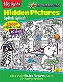 Highlights Super Challenge Hidden Pictures® Splish Splash