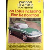 Lotus (Including Elan) Restoration