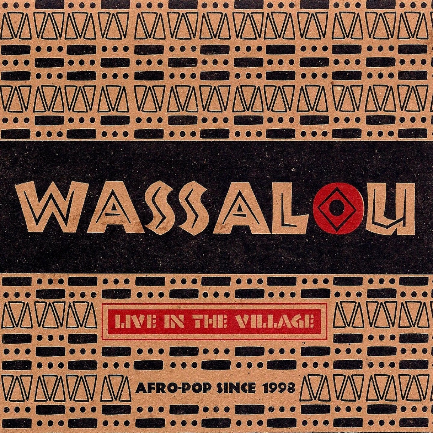 Live in the Village by Goin' Native Records