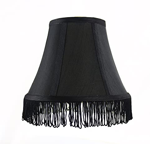 Urbanest Silk Bell Lamp Shade 5 Inch By 9 7