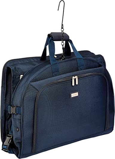 Amazon.com: AmazonBasics Premium - Bolsa para ropa colgante ...