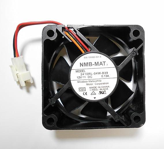 NMB 2410rl-04 W-b39 12 V 0,13 A 3 Draht Cooling Fan: Amazon.de ...