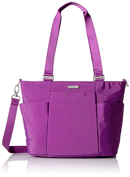 Amazon.com: Baggallini Medium Avenue - Bolso tote, color ...