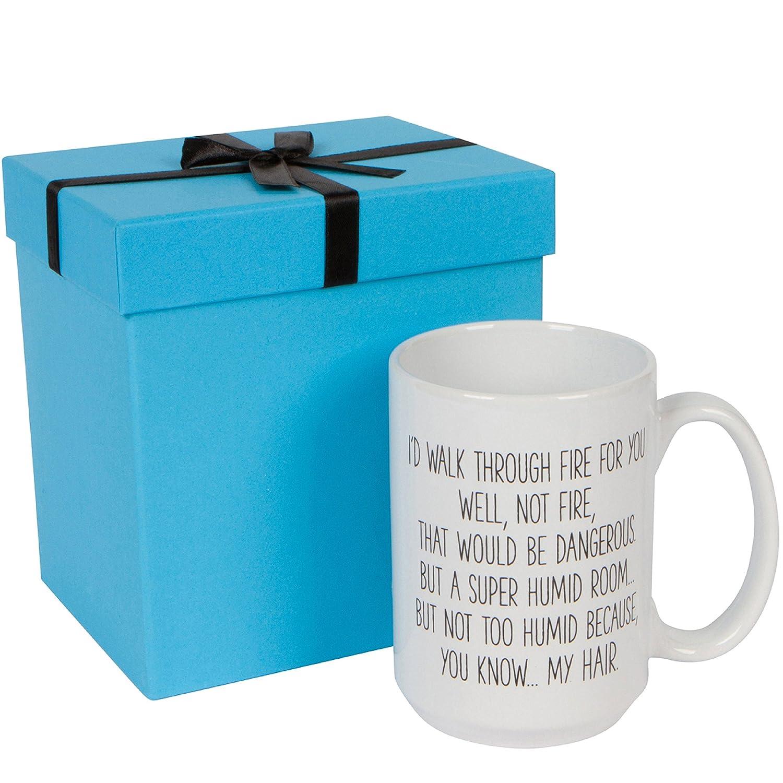 Amazon Best Friend Gift For Women Id Walk Thru Fire For You