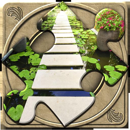 FlipPix Jigsaw - Walk - Block Horizon