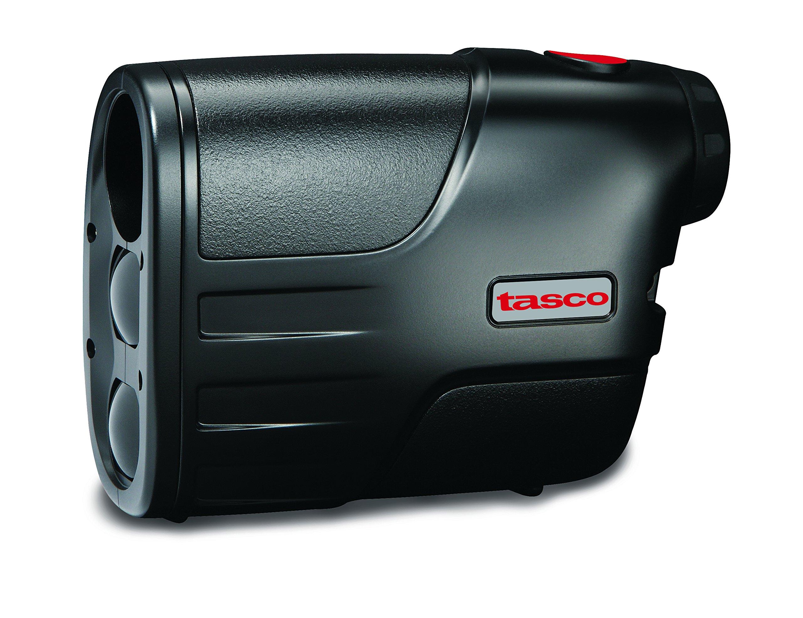 TASCO LRF 600 Golf Laser Rangefinder Black