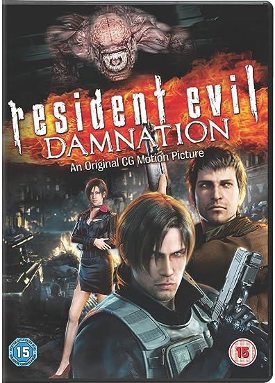 Resident Evil: Damnation [Reino Unido] [DVD]: Amazon.es: Makoto ...