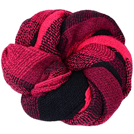 2a05ac589ec04 TXJ Echarpe Femme Hiver Automne Plaid Tartan Longue Châle Warm Foulards  Multicolore (Gris et Beige)  Amazon.fr  Vêtements et accessoires