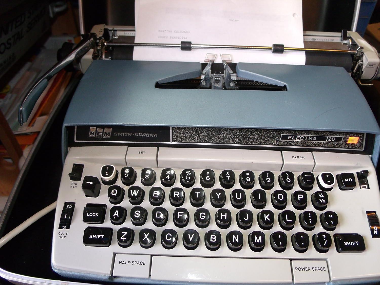 Fabric Typewriter Ribbon for Smith Corona Electra 120 Smith Corona Electra 120