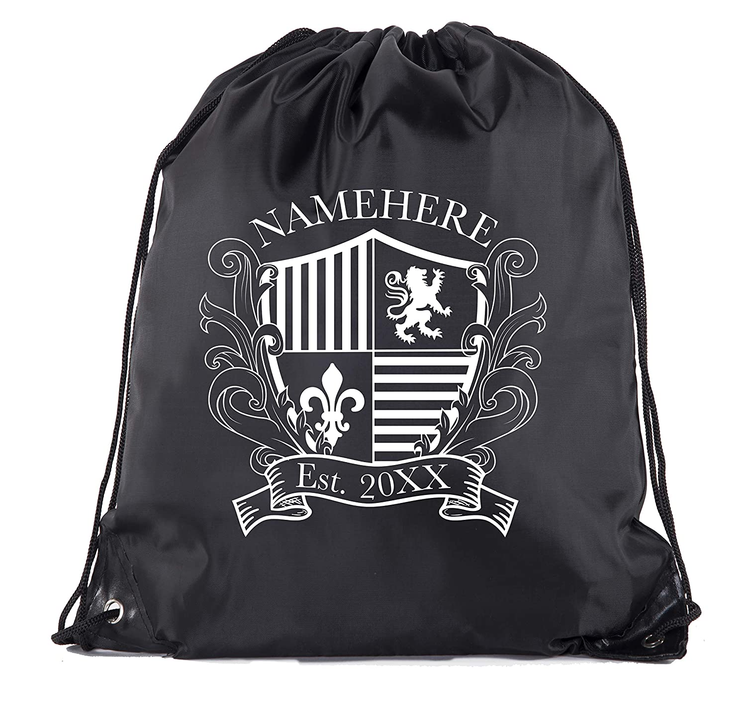 Family Reunion Party Favor Bags Family Crest Custom name and Date
