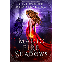 Magic of Fire and Shadows (Curse of the Ctyri Book 1) (English Edition)