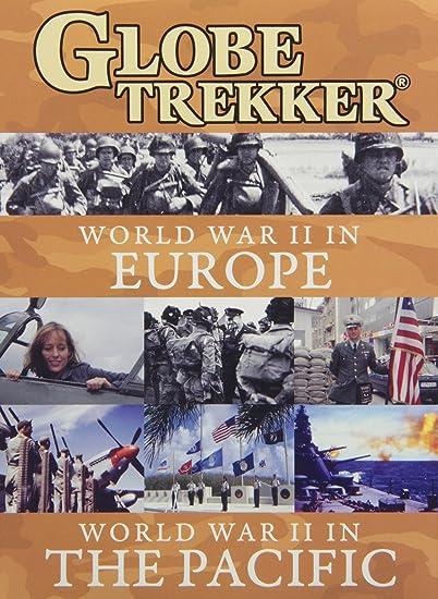 Amazon.com: Globe Trekker: World War II in Europe & The Pacific ...