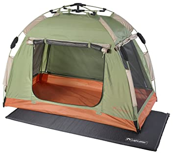 Lightspeed Outdoors Pop Up Kids Play Tent Green  sc 1 st  Amazon.com : pop up indoor tent - memphite.com