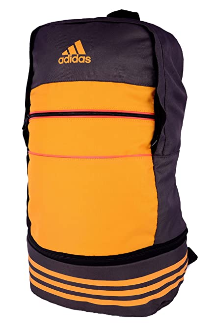 c3187c832ca Adidas Active Life-3 Polyester Backpack, Men s (Grey)  Amazon.in ...
