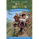 Late Lunch with Llamas (Magic Tree House (R) Book 34)