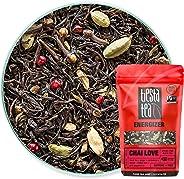 Tiesta Tea | Chai Love, Loose Leaf Spiced Chai Black Tea | All Natural, High Caffeine, Energize | Cardamom & Ginger | Chai Te