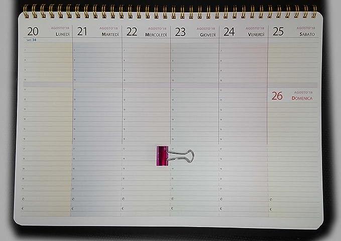 Agenda de mesa 16 meses de septiembre 2018 a diciembre 2019 ...