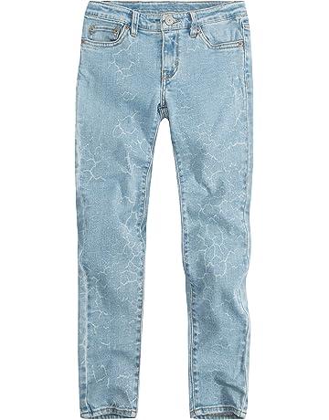 66cb2a12 Levi's Girls 710 Super Skinny Fit Jeans