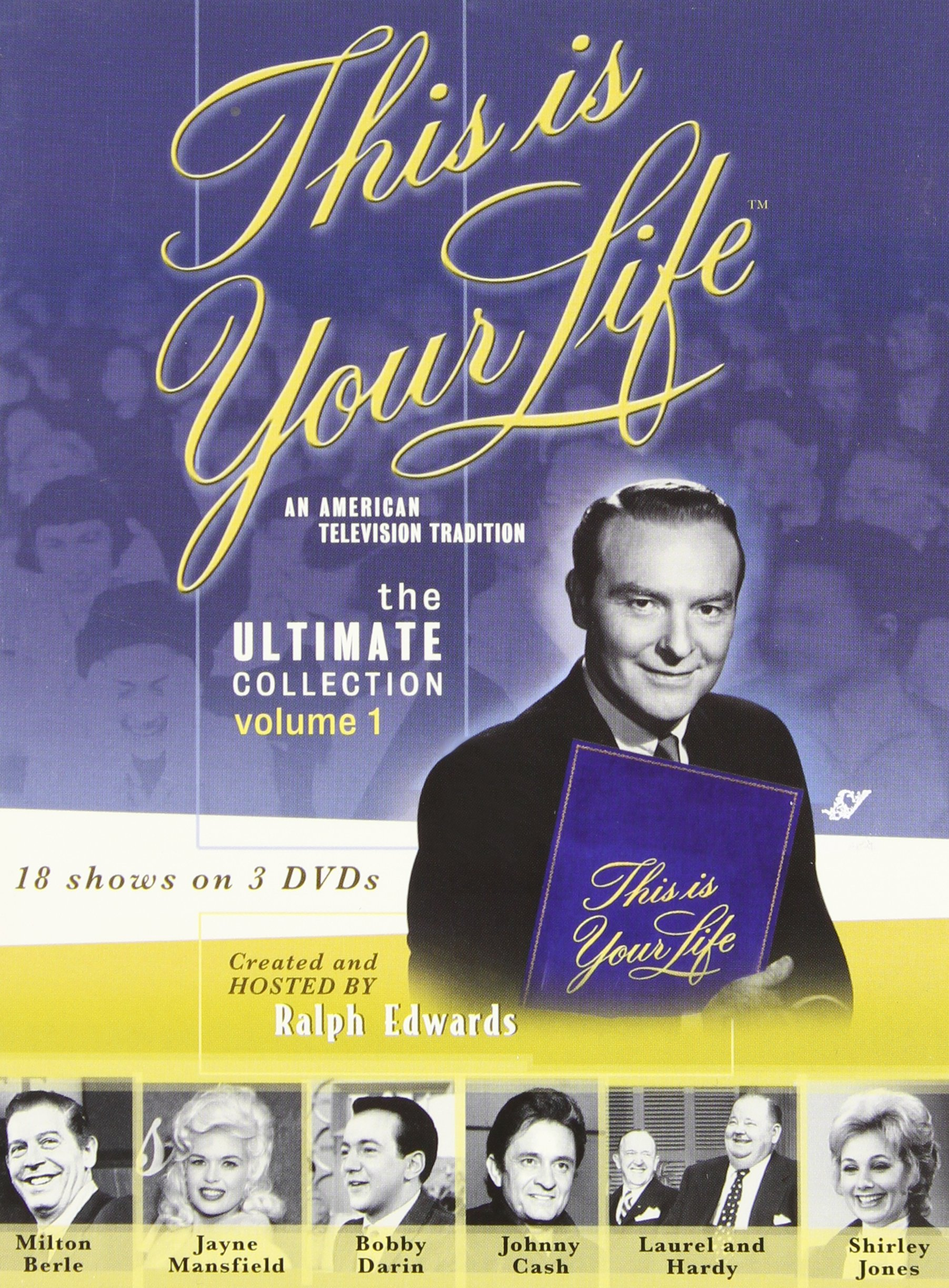 This Is Your Life - The Ultimate Collection, Vol. 1 by R2 Entertainment