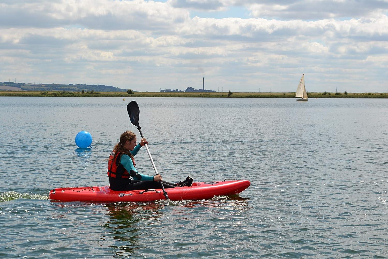 Ideal for Beginners Riber Standard Sit On Top Kayak Starter Pack Multiple Colours